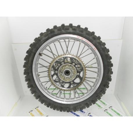 CERCHIO POSTERIORE 19 REAR CIRCLE SUZUKI RM 125 RM 250 1990 1995