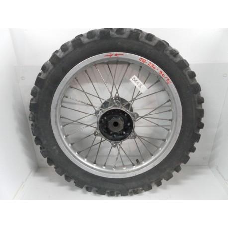 CERCHIO POSTERIORE 18 REAR CIRCLE HONDA CR 250 CR 125 18X1.85