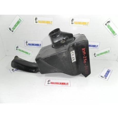 CASSA FILTRO SCATOLA AIRBOX KTM GS 250 1987 1988 54506001000