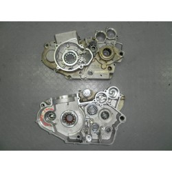 CARTER MOTORE COPPIA CARTER ENGINE KTM EXC 250 2001 2002 2003