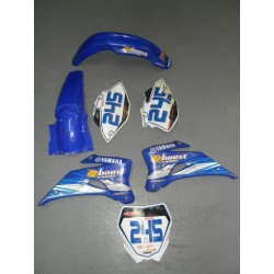 KIT PLASTICHE CARENE PLASTIC KIT YAMAHA YZF 450 2007 2008 2009