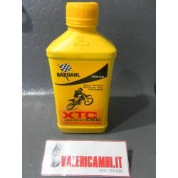 LITRO OLIO MOTORE BARDAHL XTC C60 OFF ROAD 10W40 SINTETICO HONDA YAMAHA KAWASAKI SUZUKI KTM